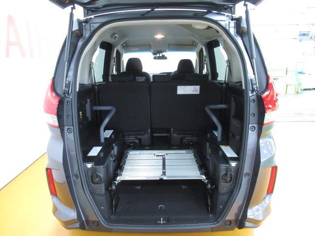G車いす仕様車 福祉車両 電動ウインチ付 両側オートスライドドア ドラレコ ETC キーフリー(11枚目)