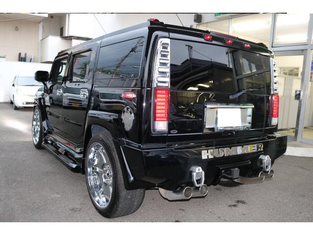 「ハマー」「ハマー H2」「SUV・クロカン」「東京都」の中古車7