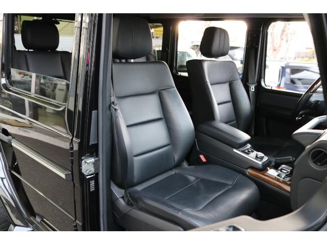 G550 G63仕様/20インチアルミ/サイド出しマフラー/AMGスカッフプレート/黒本革シート/シートヒーター/スライディングルーフ/ディストロニックプラス/ハーマンカードン/ウッドコンビハンドル(9枚目)