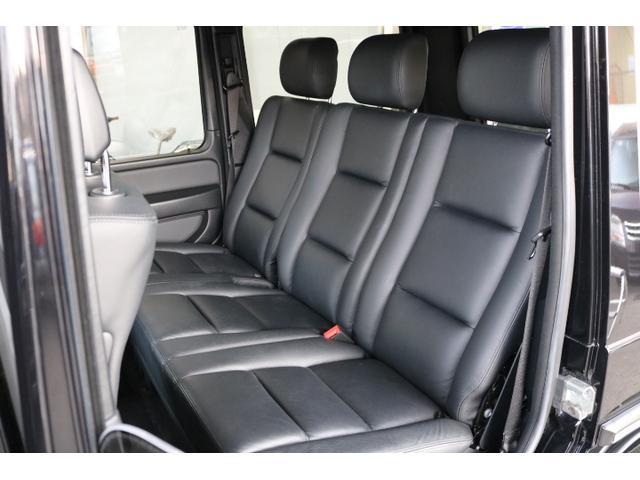 G550 G63仕様/20インチアルミ/サイド出しマフラー/AMGスカッフプレート/黒本革シート/シートヒーター/スライディングルーフ/ディストロニックプラス/ハーマンカードン/ウッドコンビハンドル(10枚目)