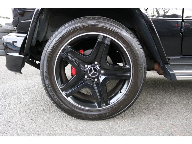 G550 G63仕様/20インチアルミ/サイド出しマフラー/AMGスカッフプレート/黒本革シート/シートヒーター/スライディングルーフ/ディストロニックプラス/ハーマンカードン/ウッドコンビハンドル(18枚目)