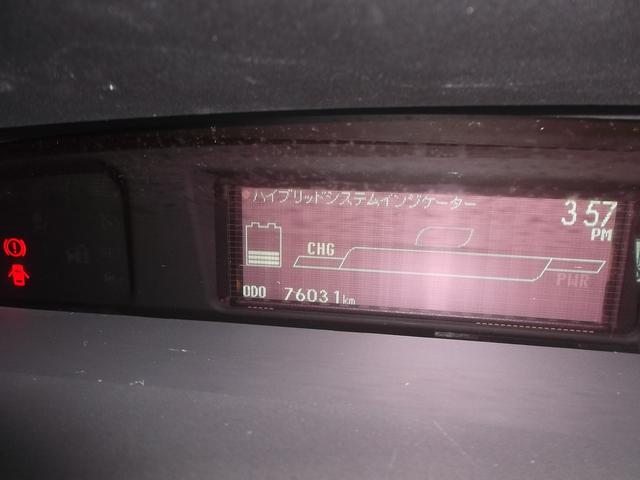 トヨタ プリウス SHDDナビBカメラワンセグETCスマートキー