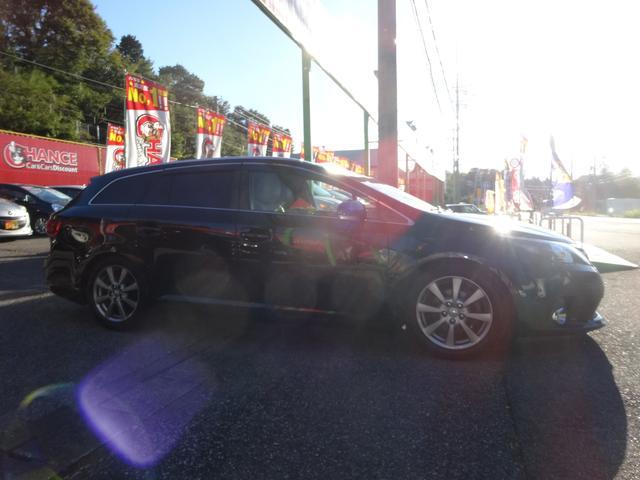 「トヨタ」「アベンシスワゴン」「ステーションワゴン」「千葉県」の中古車8