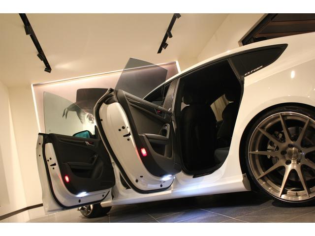 アウディ アウディ A5スポーツバック TFSIクワトロ Sライン BCフォージド20AW 車高調