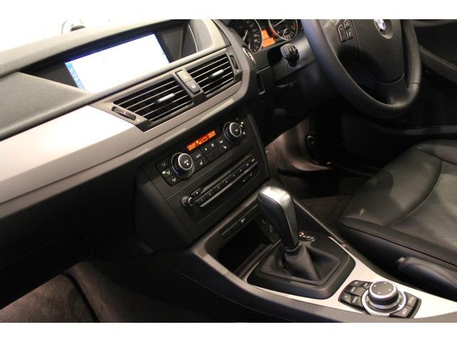 sDrive18i 黒本革 大型サンルーフ 純正HDDナビ(11枚目)