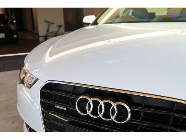 2.0TFSIクワトロ 後期モデル WORK20AW KW車高調 ユーザー買取車 ベージュ本革シート グレイシアホワイトメタリック フルタイム4WD 2,000ccターボ 純正ナビ パーキングシステム(28枚目)