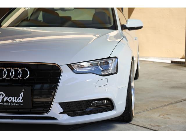 2.0TFSIクワトロ 後期モデル WORK20AW KW車高調 ユーザー買取車 ベージュ本革シート グレイシアホワイトメタリック フルタイム4WD 2,000ccターボ 純正ナビ パーキングシステム(30枚目)