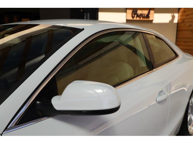 2.0TFSIクワトロ 後期モデル WORK20AW KW車高調 ユーザー買取車 ベージュ本革シート グレイシアホワイトメタリック フルタイム4WD 2,000ccターボ 純正ナビ パーキングシステム(36枚目)