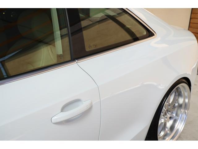 2.0TFSIクワトロ 後期モデル WORK20AW KW車高調 ユーザー買取車 ベージュ本革シート グレイシアホワイトメタリック フルタイム4WD 2,000ccターボ 純正ナビ パーキングシステム(37枚目)