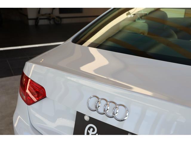 2.0TFSIクワトロ 後期モデル WORK20AW KW車高調 ユーザー買取車 ベージュ本革シート グレイシアホワイトメタリック フルタイム4WD 2,000ccターボ 純正ナビ パーキングシステム(46枚目)