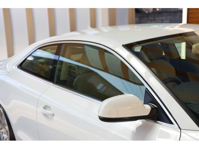 2.0TFSIクワトロ 後期モデル WORK20AW KW車高調 ユーザー買取車 ベージュ本革シート グレイシアホワイトメタリック フルタイム4WD 2,000ccターボ 純正ナビ パーキングシステム(58枚目)