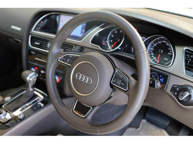 2.0TFSIクワトロ 後期モデル WORK20AW KW車高調 ユーザー買取車 ベージュ本革シート グレイシアホワイトメタリック フルタイム4WD 2,000ccターボ 純正ナビ パーキングシステム(61枚目)