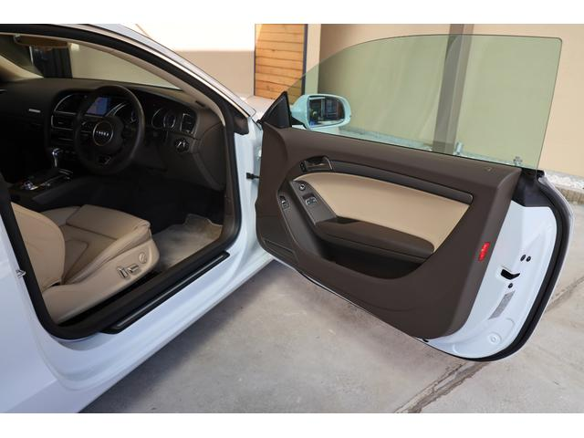 2.0TFSIクワトロ 後期モデル WORK20AW KW車高調 ユーザー買取車 ベージュ本革シート グレイシアホワイトメタリック フルタイム4WD 2,000ccターボ 純正ナビ パーキングシステム(66枚目)