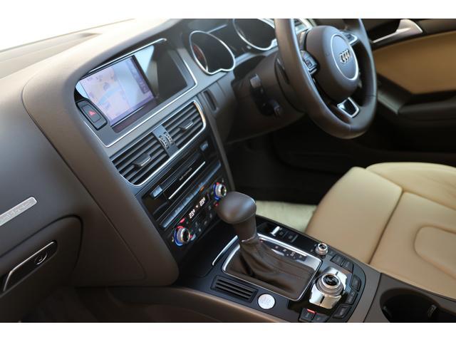 2.0TFSIクワトロ 後期モデル WORK20AW KW車高調 ユーザー買取車 ベージュ本革シート グレイシアホワイトメタリック フルタイム4WD 2,000ccターボ 純正ナビ パーキングシステム(70枚目)