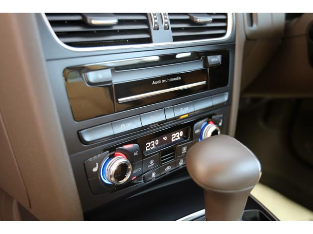 2.0TFSIクワトロ 後期モデル WORK20AW KW車高調 ユーザー買取車 ベージュ本革シート グレイシアホワイトメタリック フルタイム4WD 2,000ccターボ 純正ナビ パーキングシステム(72枚目)