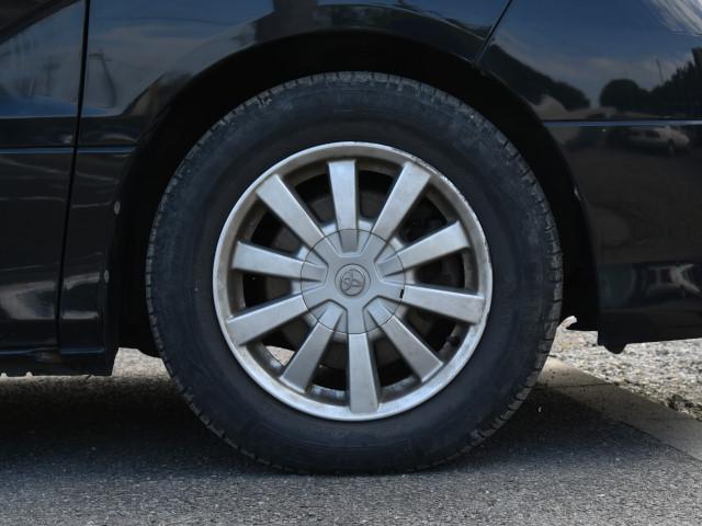 トヨタ アルファードハイブリッド Gエディション 4WD 両側パワスラ 純正ナビ