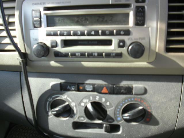 ダイハツ タント Rターボ DVDナビ キーレス フル装備