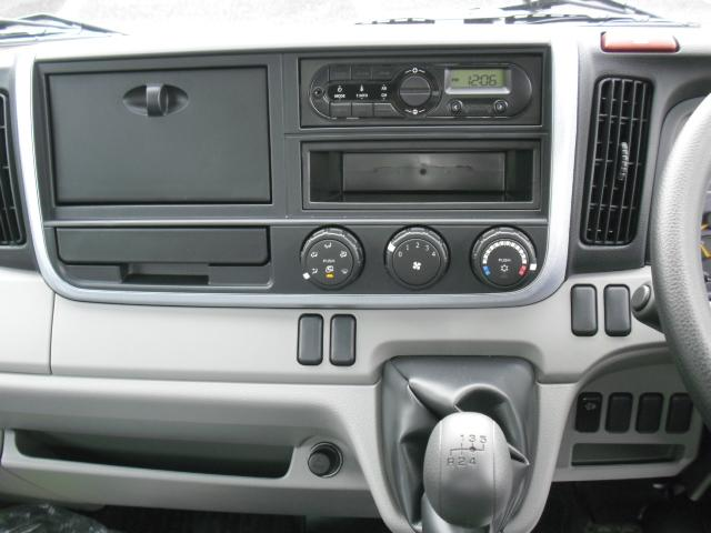 三菱ふそう キャンター 全低床 2t 登録済未使用車 電動格納ミラー フォグランプ