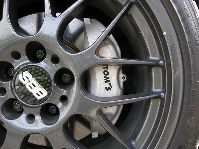 V430-R 全国30台限定 TOM'Sパーツ(10枚目)