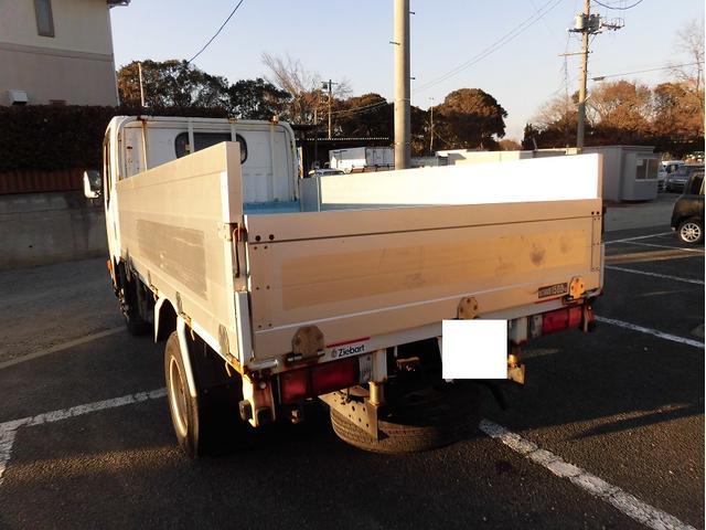 平ボディ1.5トン積みアルミアオリ AT 後輪W ETC(3枚目)