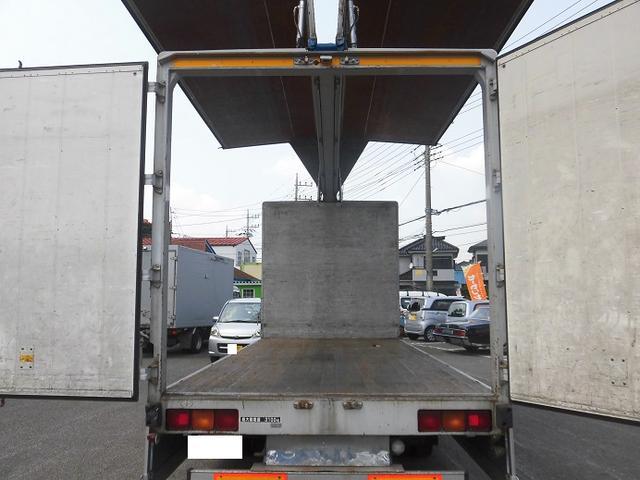 3.1トン積みアルミウィング スムーサー6MT バックカメラ(6枚目)
