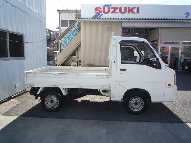 「スバル」「サンバートラック」「トラック」「東京都」の中古車4