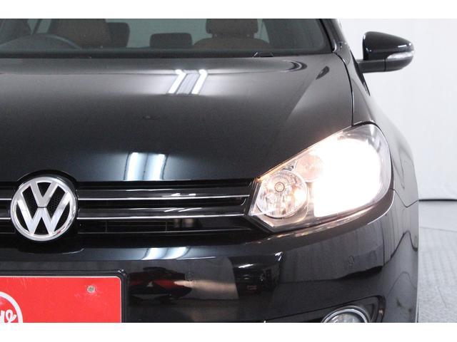 フォルクスワーゲン VW ゴルフ TSIハイライン ワンオーナー・キャメルレザーシート・禁煙車