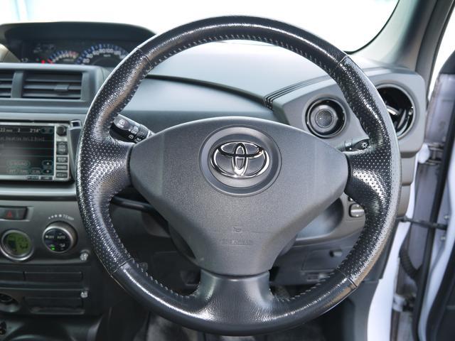 トヨタ bB Z Qバージョン ワンオーナー 純正HDDナビ キーフリー