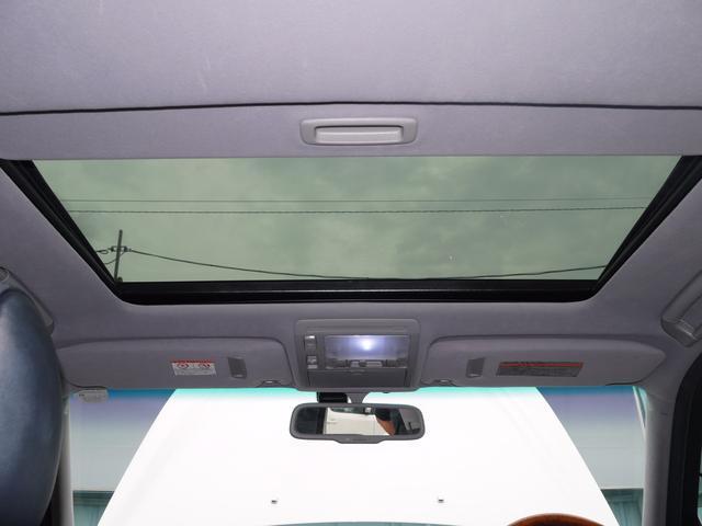 トヨタ セルシオ eR仕様 純正ナビ バックカメラ 黒革シート サンルーフ