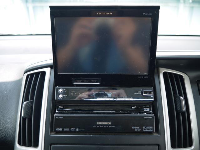 日産 セレナ 20S ワンオーナー 社外HDDナビ フルセグTV ETC