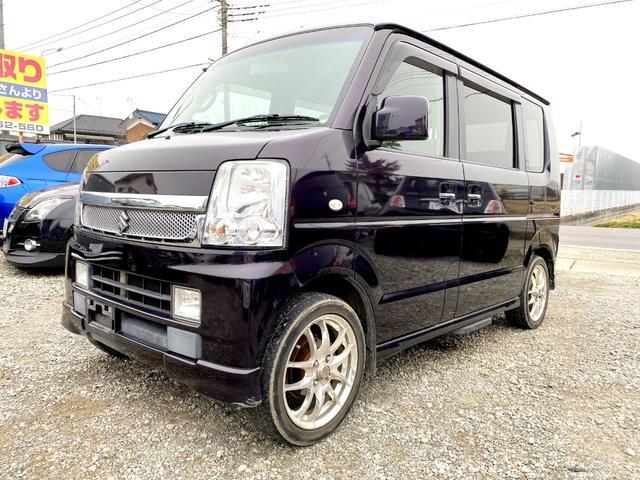 「スズキ」「エブリイワゴン」「コンパクトカー」「埼玉県」の中古車5