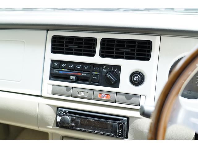 4WD オートマ 革調シート ナルディ 白パネル 背面カバー(12枚目)