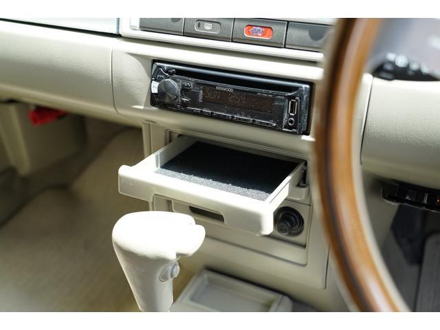 4WD オートマ 革調シート ナルディ 白パネル 背面カバー(13枚目)