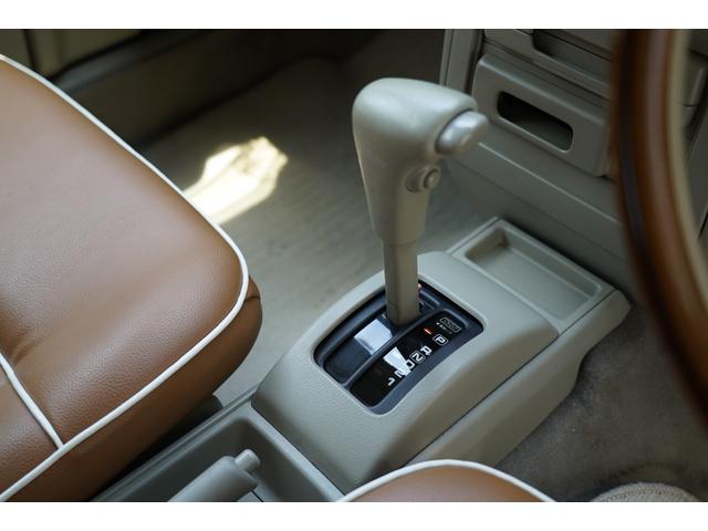 4WD オートマ 革調シート ナルディ 白パネル 背面カバー(18枚目)