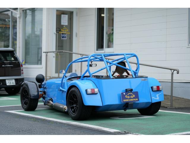 「ケータハム」「スーパー7」「オープンカー」「埼玉県」の中古車4