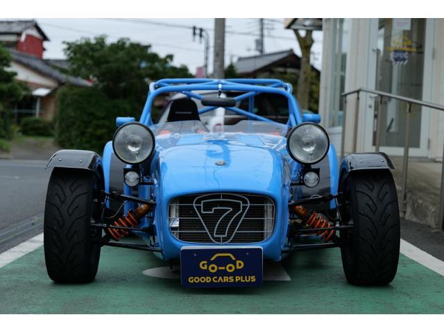 「ケータハム」「スーパー7」「オープンカー」「埼玉県」の中古車16