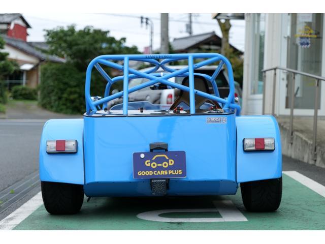 「ケータハム」「スーパー7」「オープンカー」「埼玉県」の中古車19