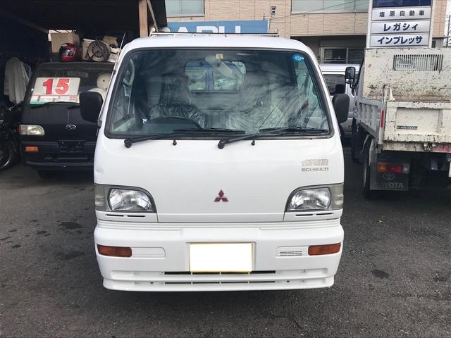 TL 4WD AC MT 軽トラック オーディオ付 2名乗り(3枚目)