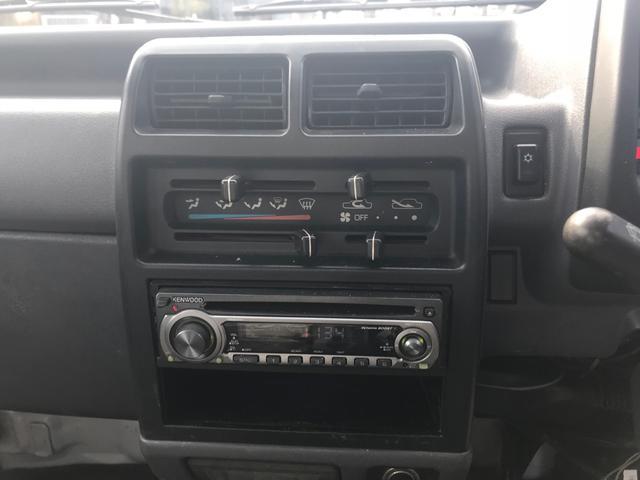 TL 4WD AC MT 軽トラック オーディオ付 2名乗り(14枚目)
