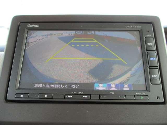 G・Lホンダセンシング メモリナビ バックカメラ センシング(4枚目)