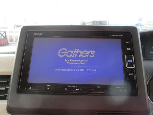 G・Lホンダセンシング メモリナビ バックカメラ ETC 両側電動(3枚目)