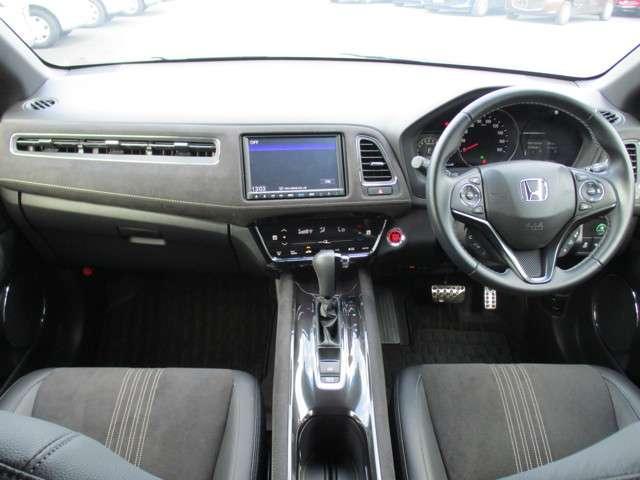 RS・ホンダセンシング メモリナビ VXM-195VFEi バックカメラ ETC ホンダセンシング 横滑り防止機能 Bluetoothオーディオ USBジャック LEDヘッドライト オートライトコントロール スマートキー(9枚目)