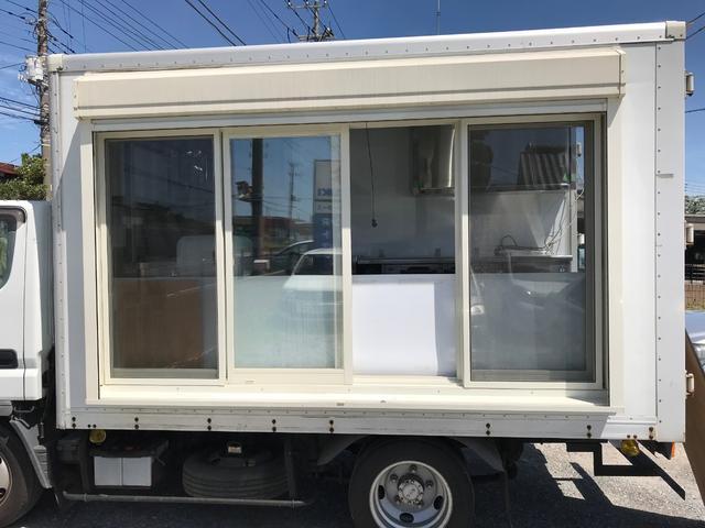 キッチンカー 移動販売車(5枚目)