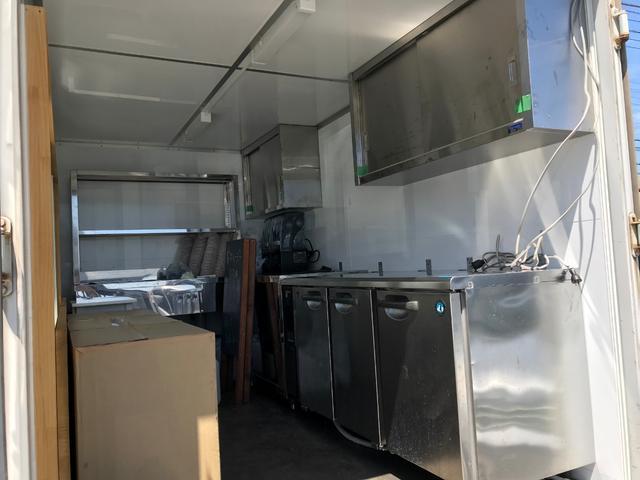 キッチンカー 移動販売車(11枚目)