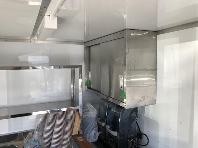キッチンカー 移動販売車(19枚目)