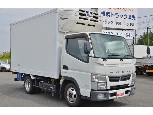 冷蔵冷凍車 積載2t東プレ製マイナス30度ワンオーナー車(3枚目)