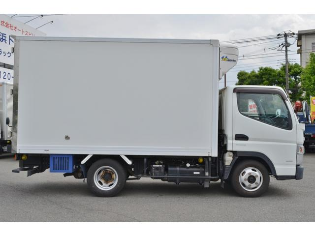 冷蔵冷凍車 積載2t東プレ製マイナス30度ワンオーナー車(4枚目)