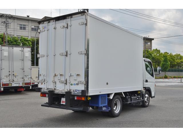 冷蔵冷凍車 積載2t東プレ製マイナス30度ワンオーナー車(5枚目)