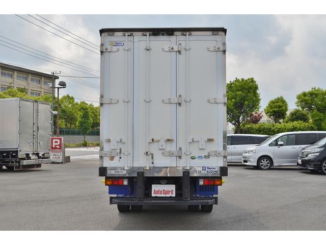 冷蔵冷凍車 積載2t東プレ製マイナス30度ワンオーナー車(6枚目)