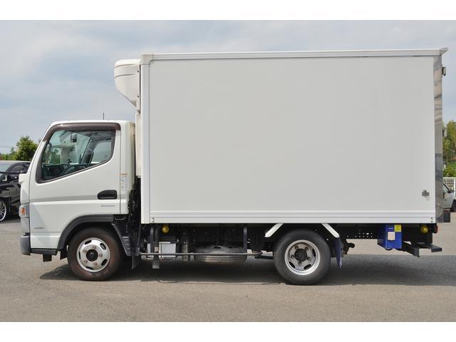冷蔵冷凍車 積載2t東プレ製マイナス30度ワンオーナー車(8枚目)